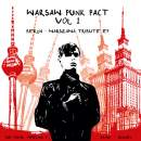"V/A WARSAW PUNK PACT Vol. 1 - Berlin - Warszawa Tribute EP // 12"" + MP3"